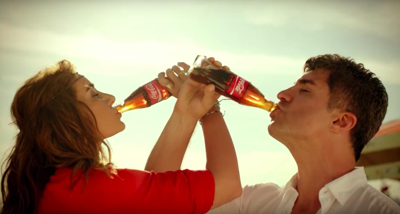 Aç Bir Coca-Cola