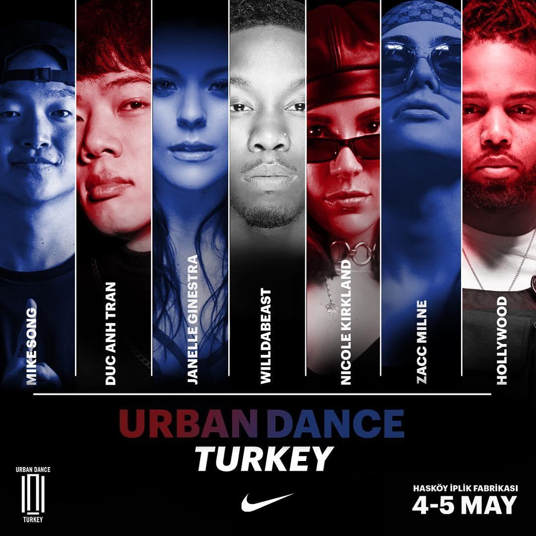 Urban Dance Turkey'19